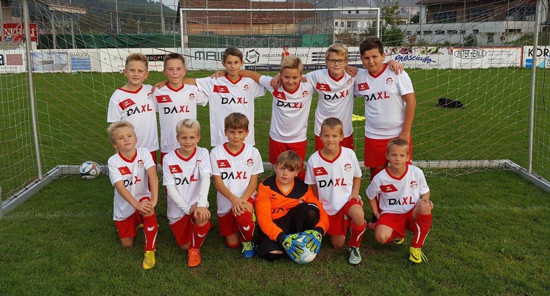 SV Schlüßlberg - U11
